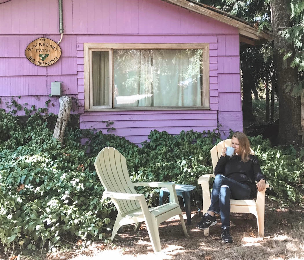 5 Must Do's on Galiano Island