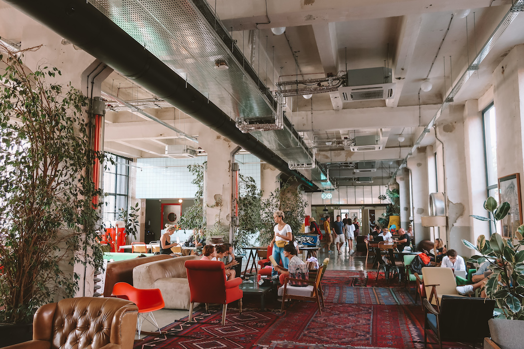 7 uniquely designed cafes & restaurants you should visit in Tbilisi, Georgia
