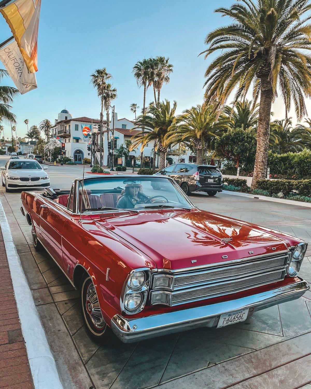 1966 Ford Galaxie in Santa Barbara